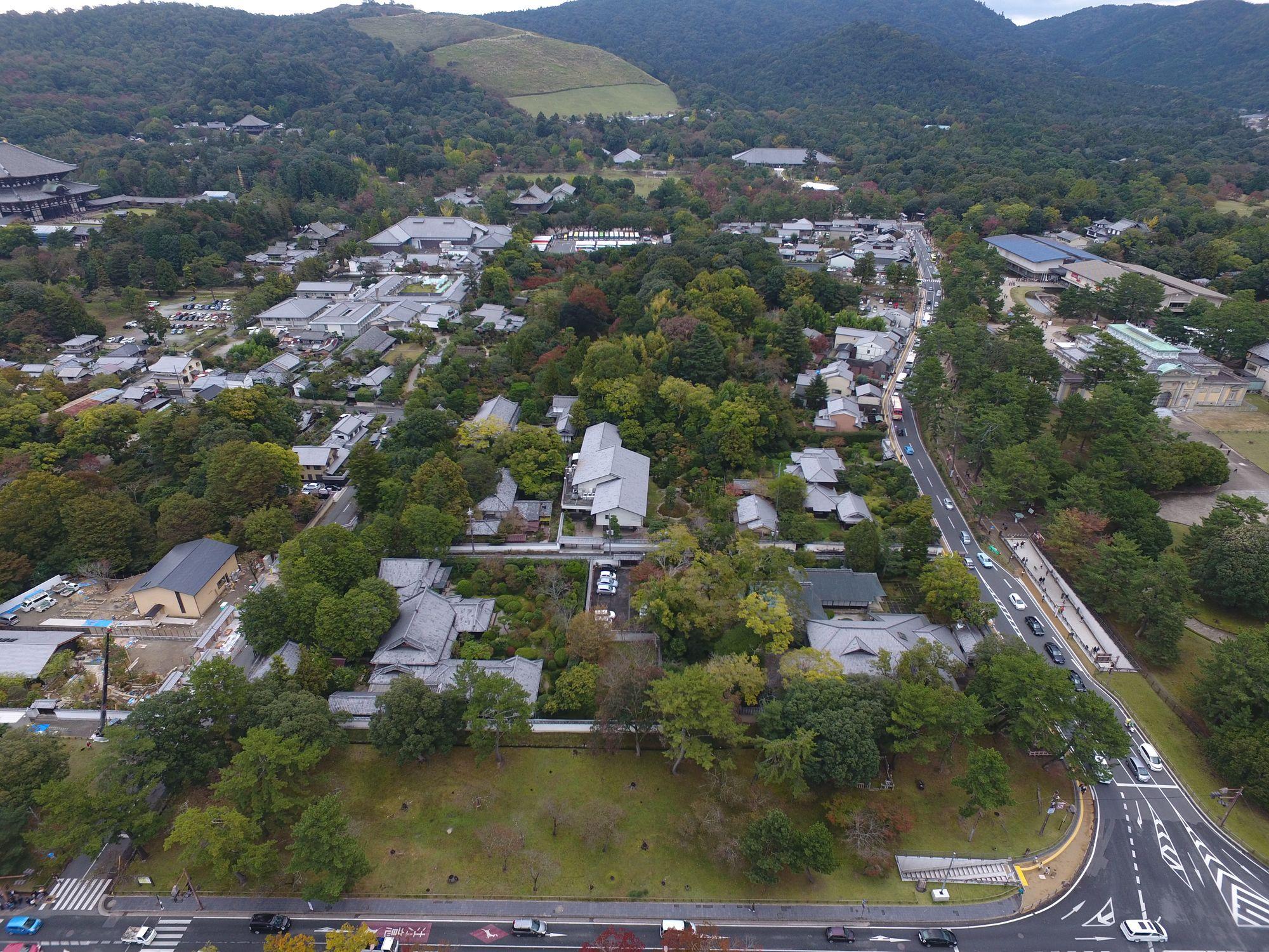 吉城園周辺地区保存管理・活用事業について/奈良県公式ホームページ