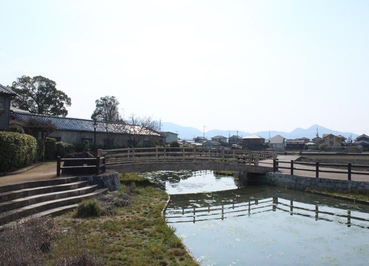 奈良県景観資産-中世の堀を今に...